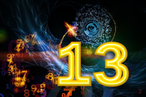 numerology number 13