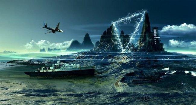 Картинки по запросу 40 интересных фактов о Бермудском треугольнике