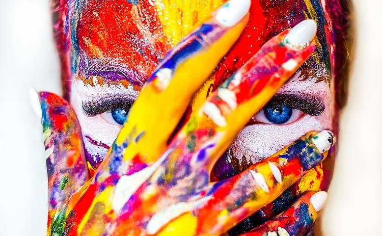 Картинки по запросу Как определить характер человека по любимому цвету