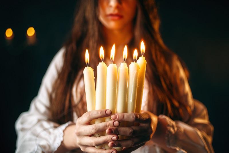 Магические обряды от измены второй половинки