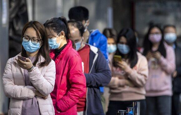 В ВОЗ допустили заражение коронавирусом двух третей населения мира ...