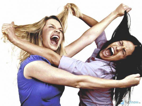 Вся правда о женской дружбе и не только.