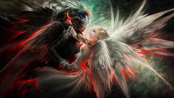 Ангелы и демоны знаков зодиака. Интересный гороскоп. Обсуждение на LiveInternet - Российский Сервис Онлайн-Дневников