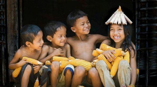 Самые счастливые люди на свете (в мире) фото