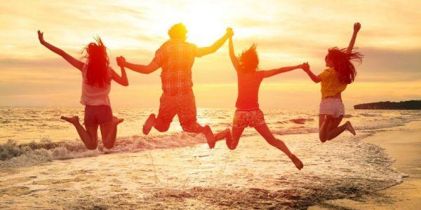 Самые счастливые люди Европы живут в Валенсии!